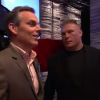 Brock Lesnar and Colin Cowherd