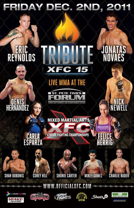 XFC 15