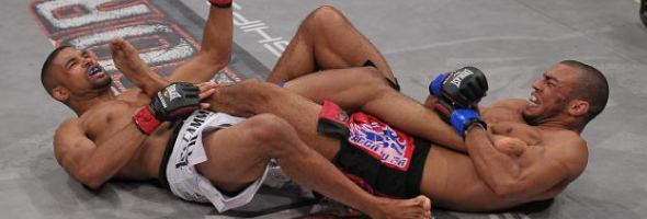 Karl Amoussou&#039;s Inverted Heel Hook