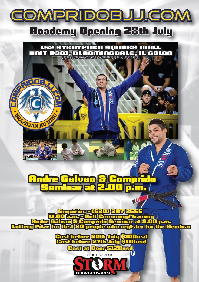 Comprido and Andre Galvao seminar