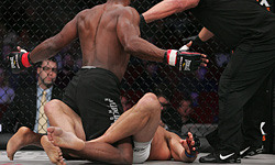 Louis Taylor vs. Joe Vedepo at Bellator 84