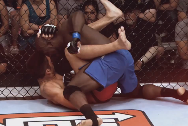 The Ultimate Fighter: Kevin Casey