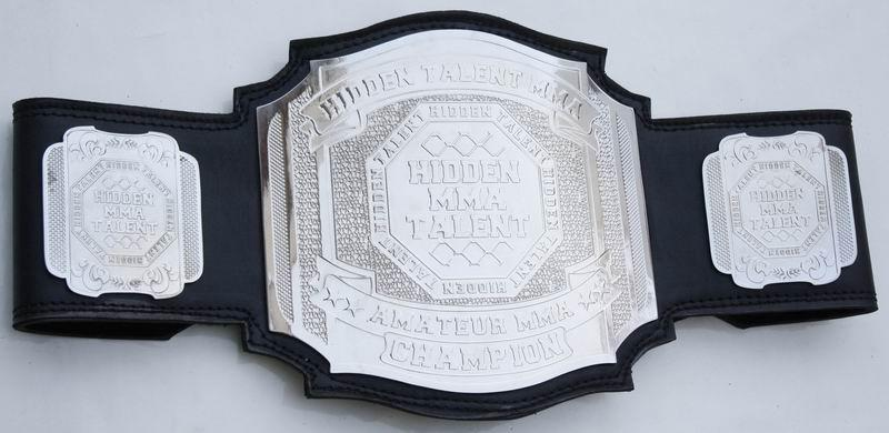 hidden mma belt