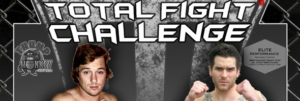 Total Fight Challenge: Cannon vs Glosser