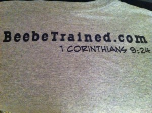 Beebe Trained shirt