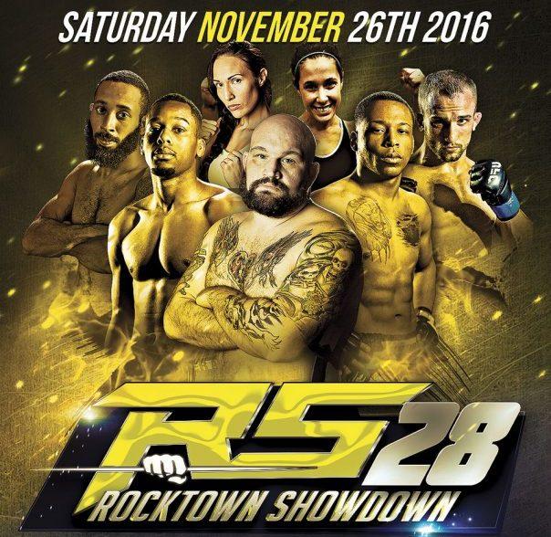 XFO Rocktown Showdown 28 Results